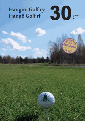 Han-Golf 30v Juhlajulkaisun etukuva